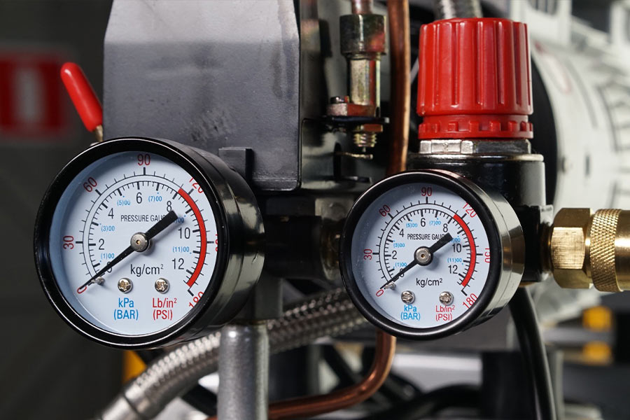 Analysis of problems and solutions in the use of pressure gauges