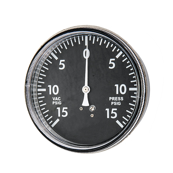 100mm bottom special  pressure  gauge with stainless steelcase OKT-76