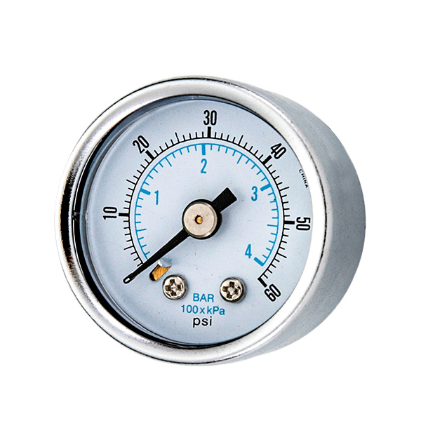 30mm  stainless steel case special manometer OKT-26