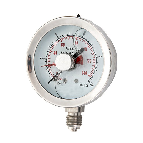 What Is The Precision Of All Stainless Steel Pressure Gauges?