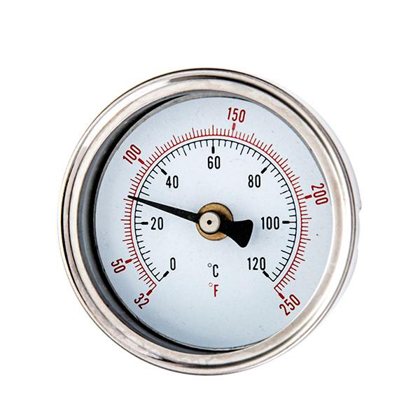 63 all steel bimetal thermometer OKT-80