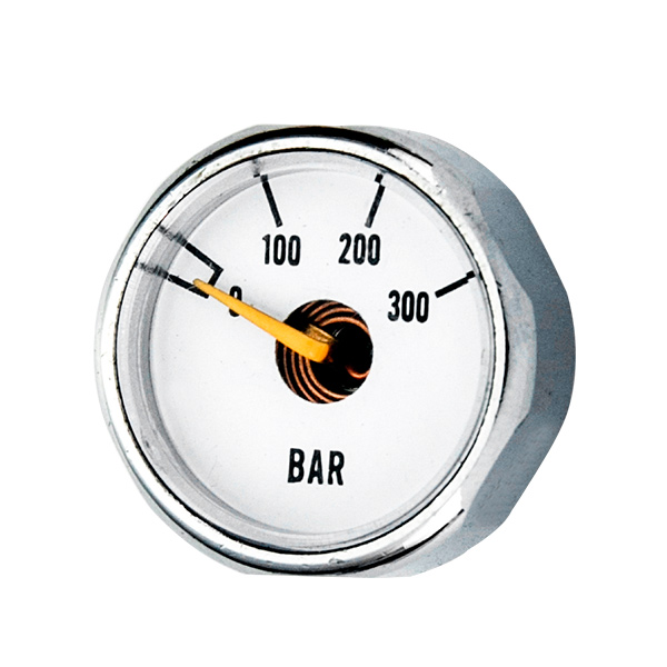 24mm axial pressure gauge for fir extinguisher OKT-86