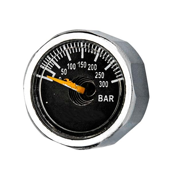 22mm axial pressure gauge for fir extinguisher OKT-87