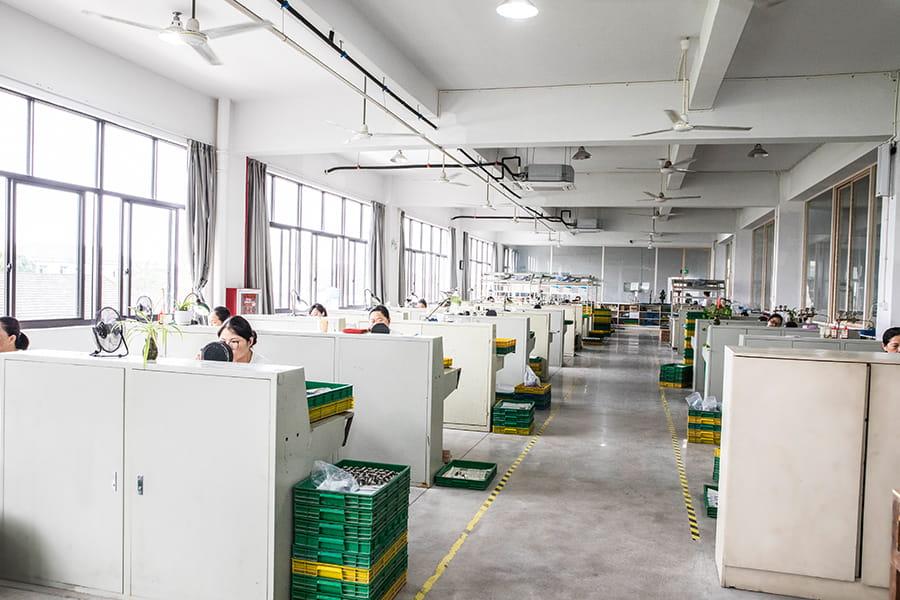 Factory Office area