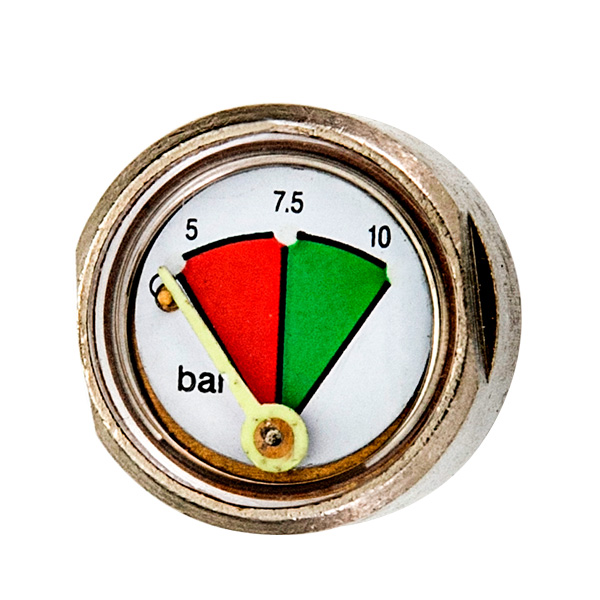 23mm axial pressure gauge for fir extinguisher OKT-94