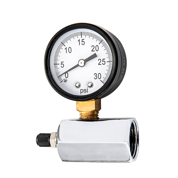 The Pressure Gauge Manufacturer's Pressure Gauge Is Usually Calibrated Before Leaving The Manufacturer