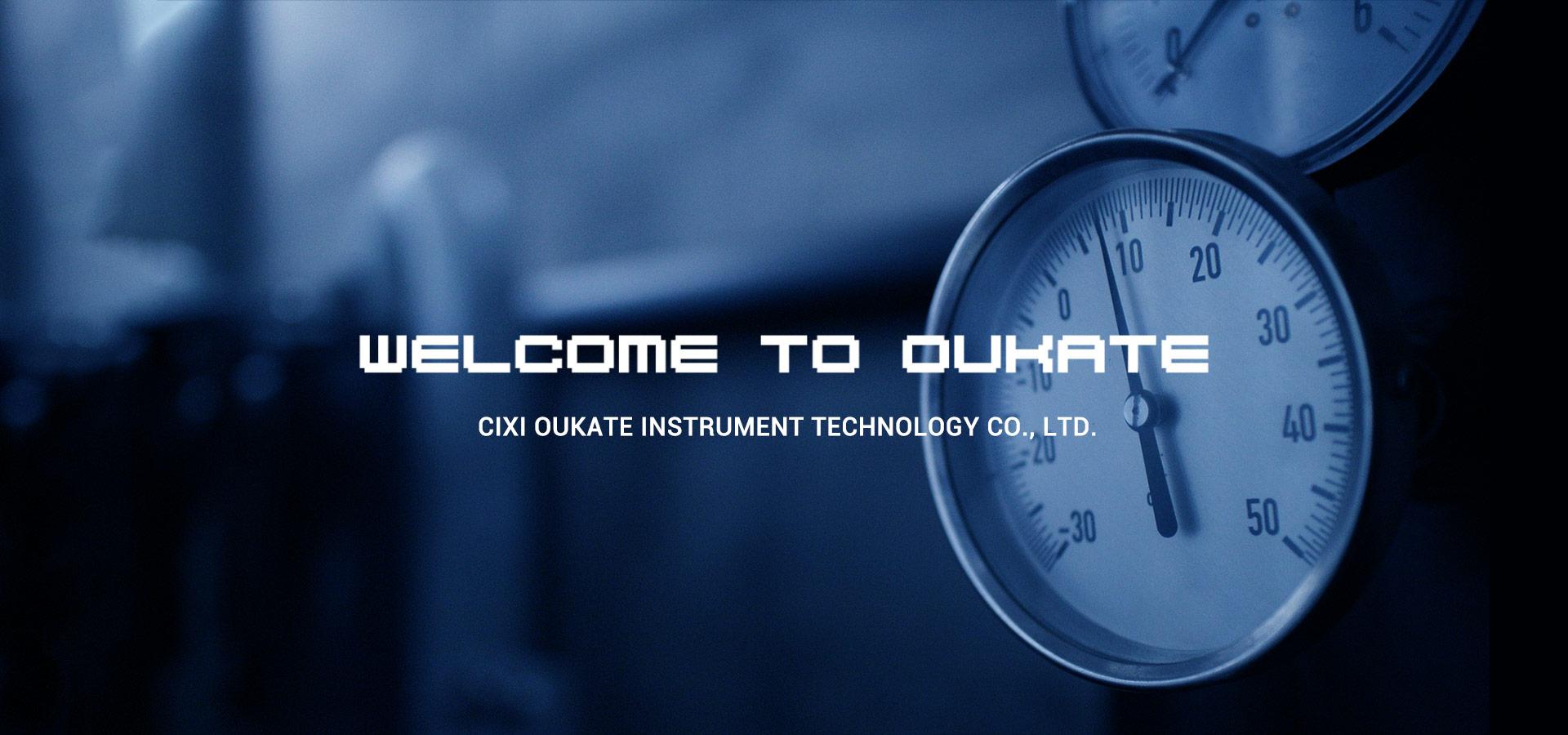 Cixi Oukate Instrument Technology Co.,Ltd.